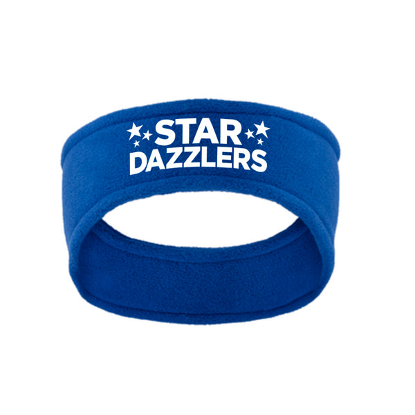 Star Dazzler Stretch Fleece Headband