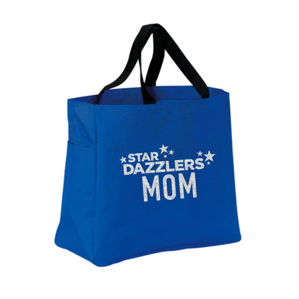 Star Dazzler Mom Tote Bag