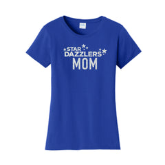 Star Dazzler Mom Ladies Fan Favorite™ Short Sleeve Tee