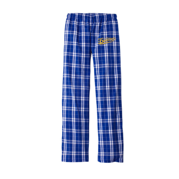 Star Dazzler Women's Flannel Plaid Pajama Pant