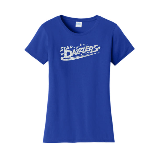 Star Dazzler Ladies Fan Favorite™ Short Sleeve Tee