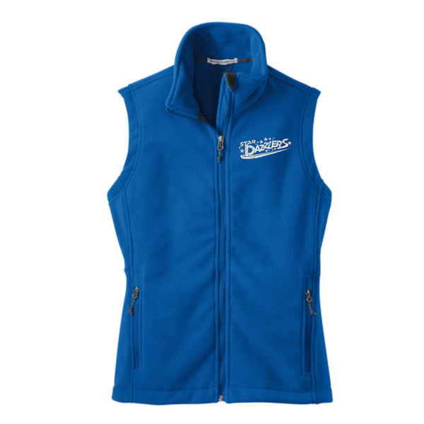 Star Dazzler Ladies Fleece Vest