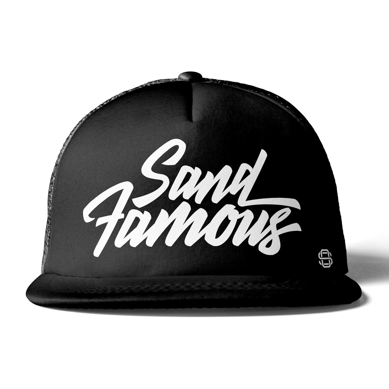 Off-Road Swagg Sand Famous Premium Flat Bill Trucker Hat