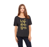 Wife Mom Boss Slouchy Tee