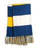 Star Dazzlers Royal and Gold Spectator Scarf