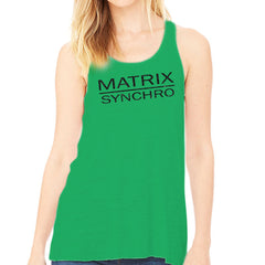 Matrix Synchro Racerback Tee (youth)