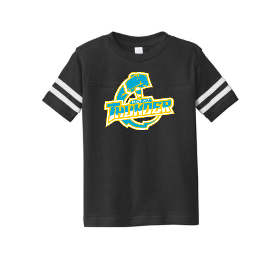 Thunder Toddler Full Logo Tee