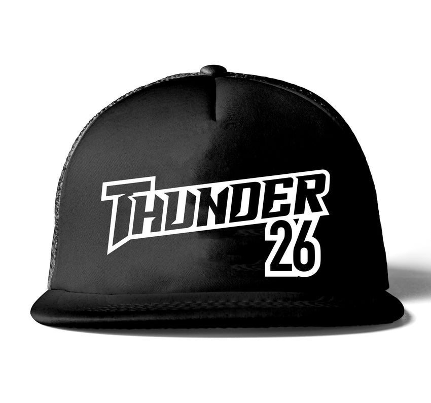Thunder Players Number Trucker Hat