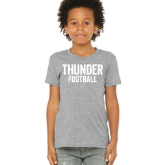 Youth Distressed Thunder Tee