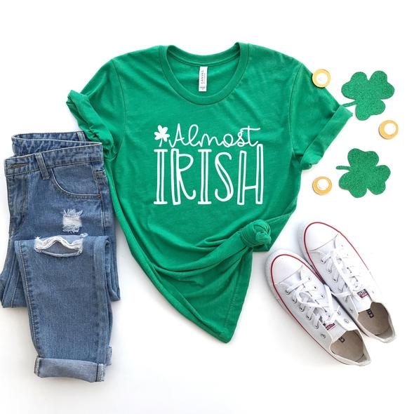 Almost Irish Tee