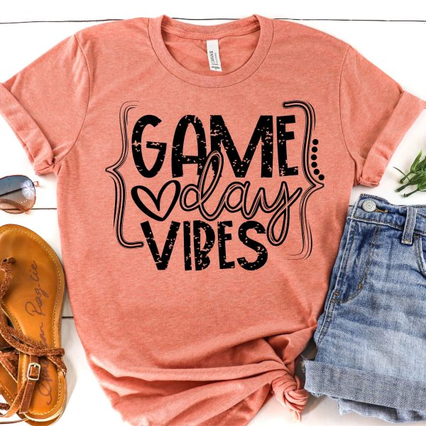 Game Day Vibes Unisex Tee