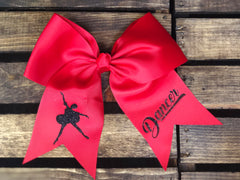 Dancer Hair Bow