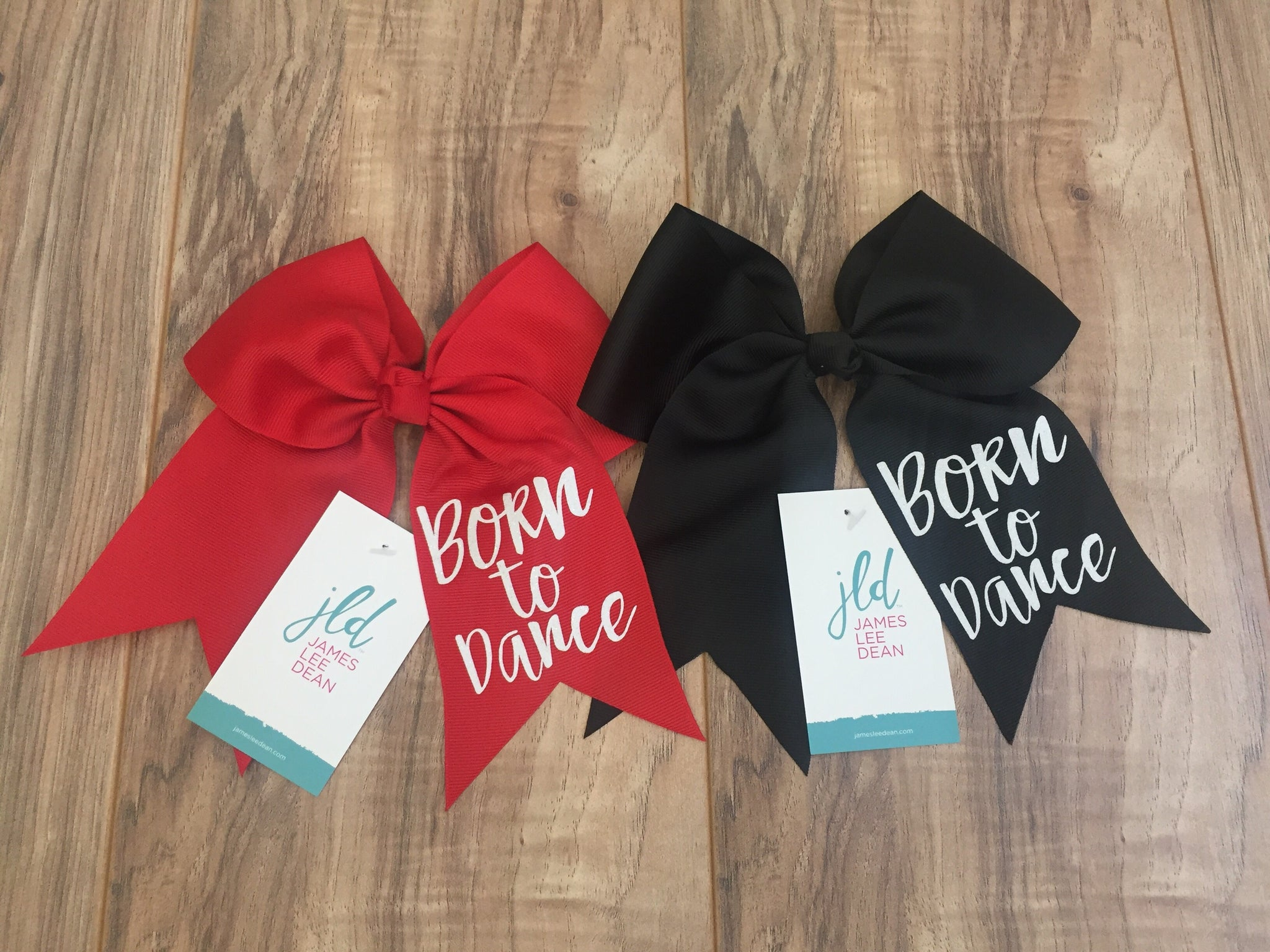 Born To Dance Hair Bow