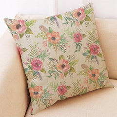 Spring Pillowcase Covers