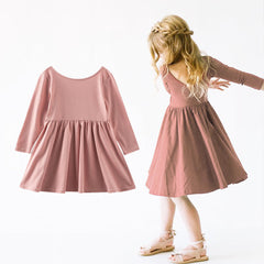 Solid Ballerina Dress