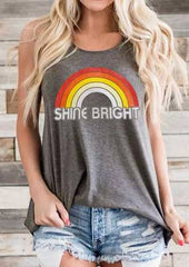 Shine Bright Rainbow
