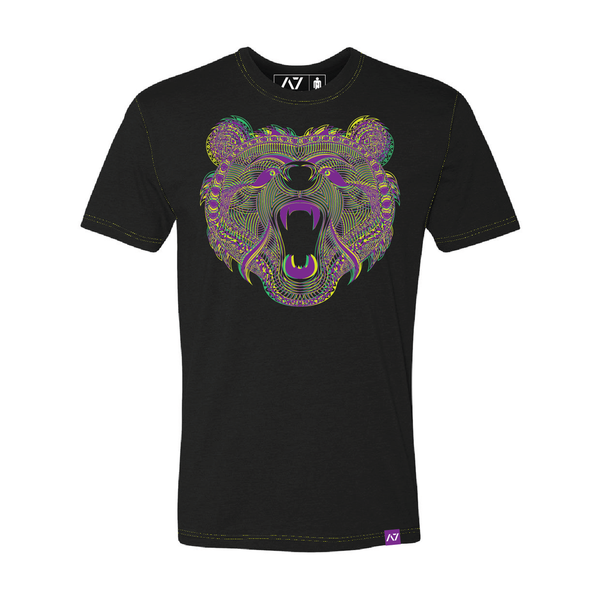 A7 Bar Grip™ Full Men's Trippy Bear