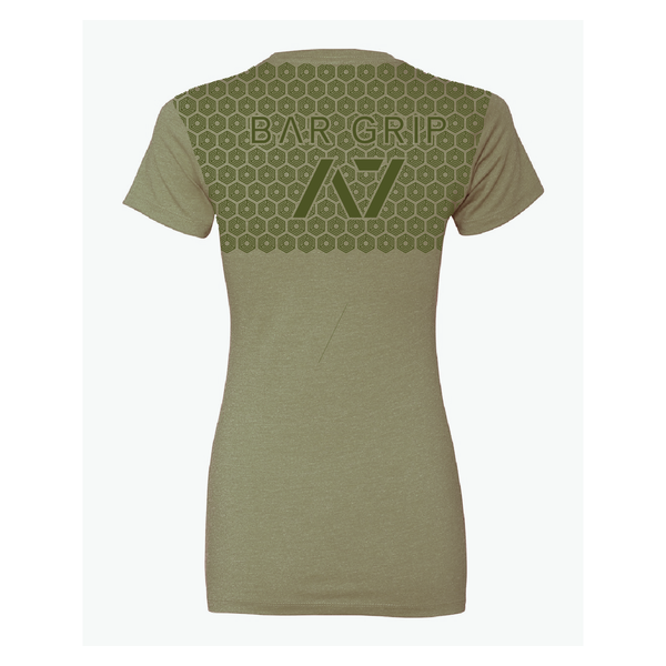 A7 Bar Grip™ Full Women's Military Green