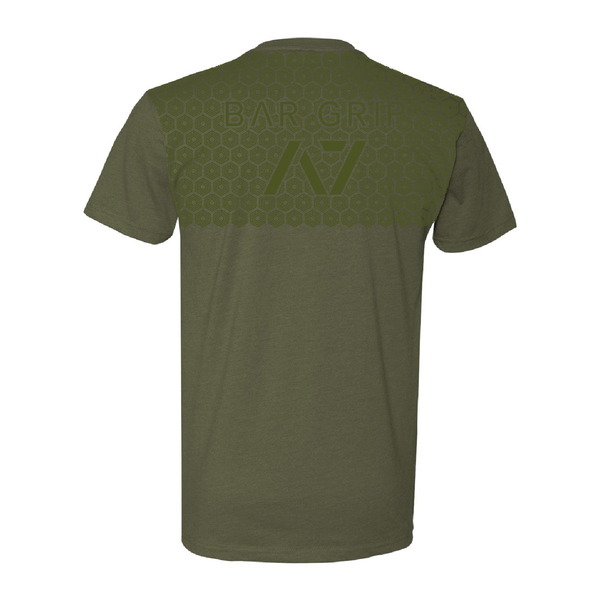A7 Bar Grip™ Full Men's Military Green