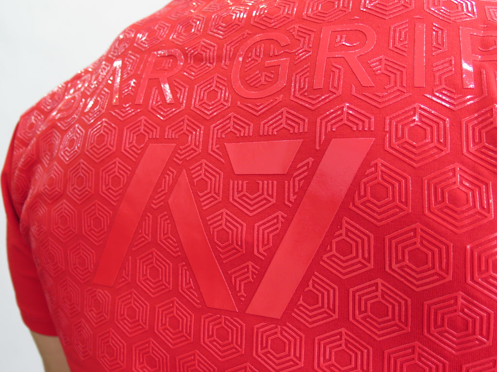 A7 Bar Grip™ Full Men's Red