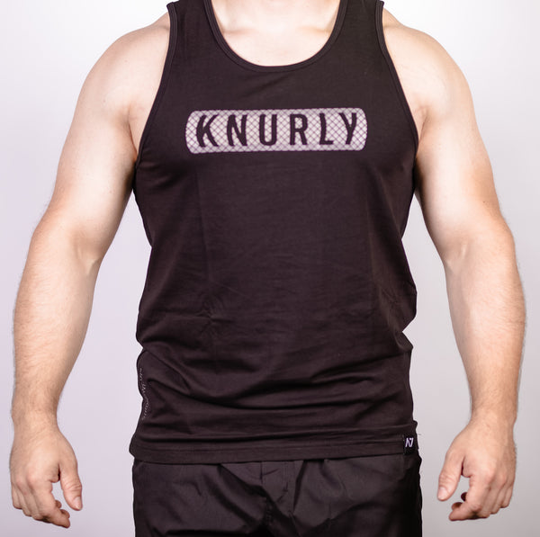 A7 Bar Grip™ Tank Men's Knurly