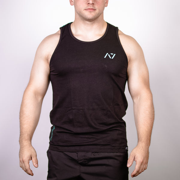 A7 Bar Grip™ Tank Men's Aqua