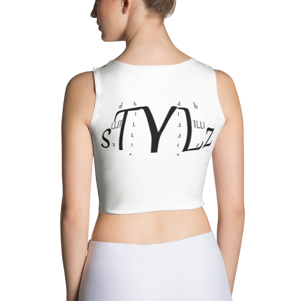 Designer BILLIE STYLZ Hip Hop Crop Top