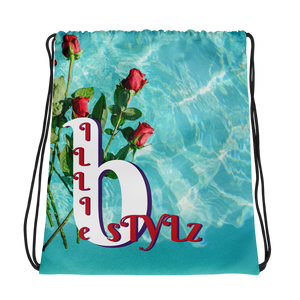 BILLIE STYLZ Cool Pool Drawstring bag
