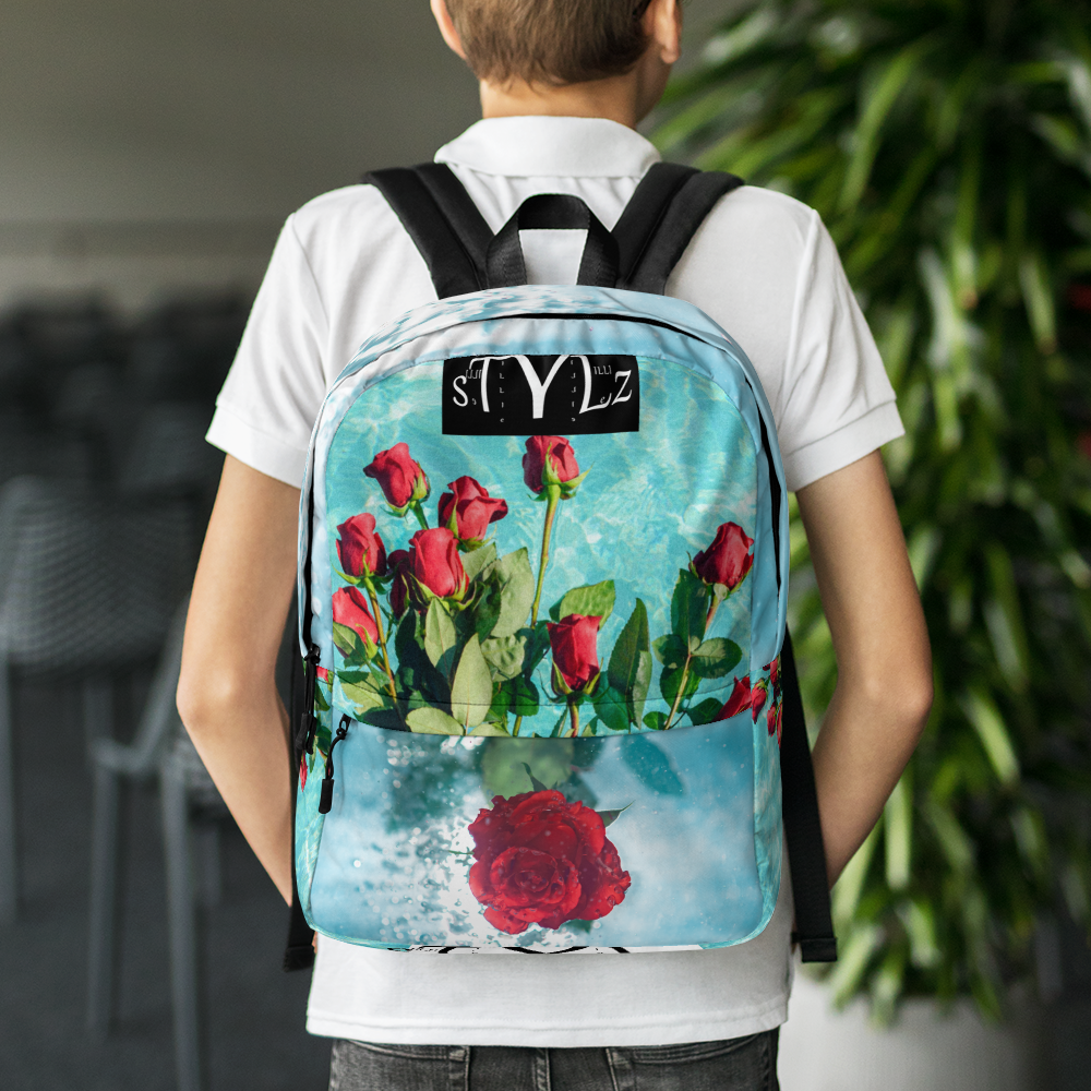 BILLIE STYLZ Cool Pool print Backpack