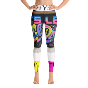 LET'S DANCE BILLIE STYLZ LEGGINGS