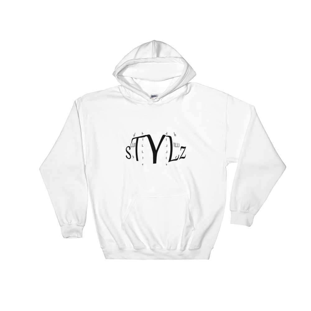 BILLIE STYLZ logoHooded Sweatshirt
