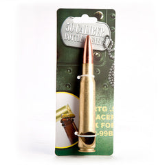 50 Calibre Bullet Bottle Opener