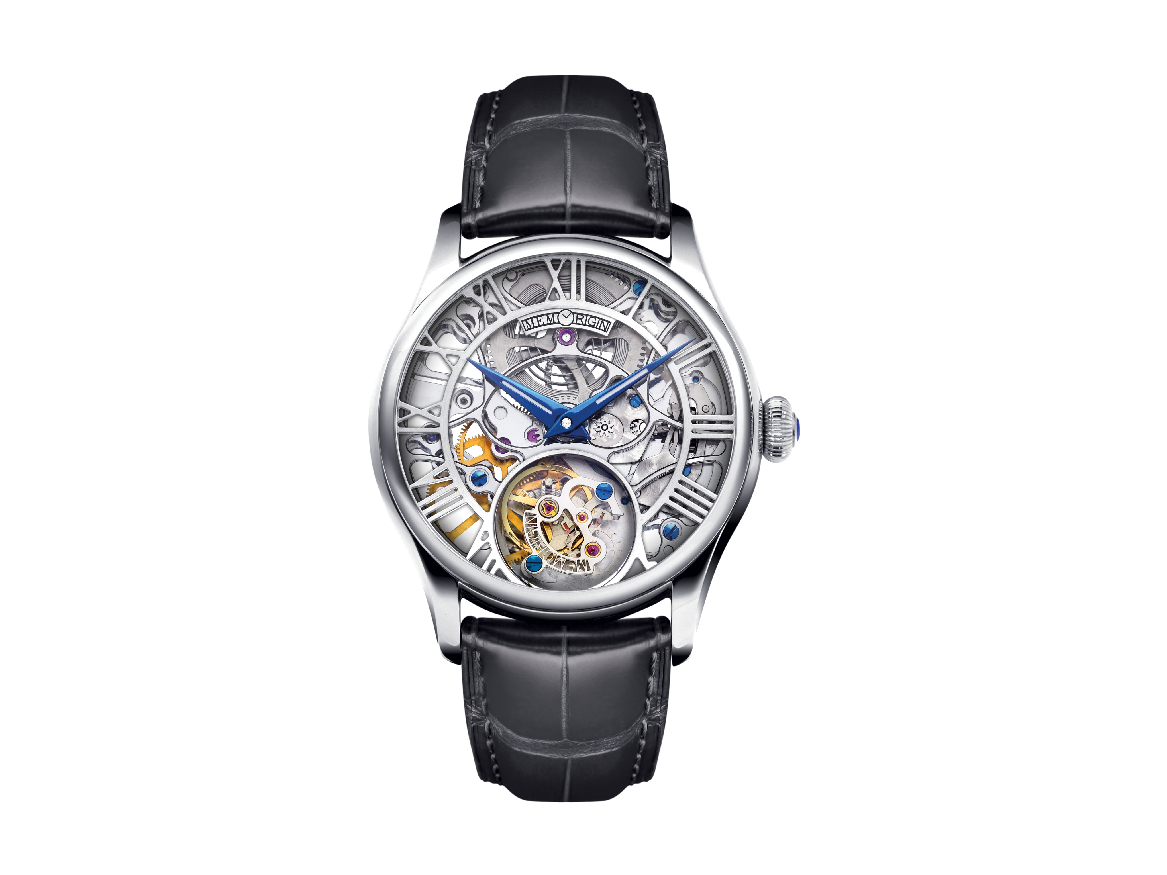 Memorigin Women's Watch Tourbillon Lady Series Skeleton