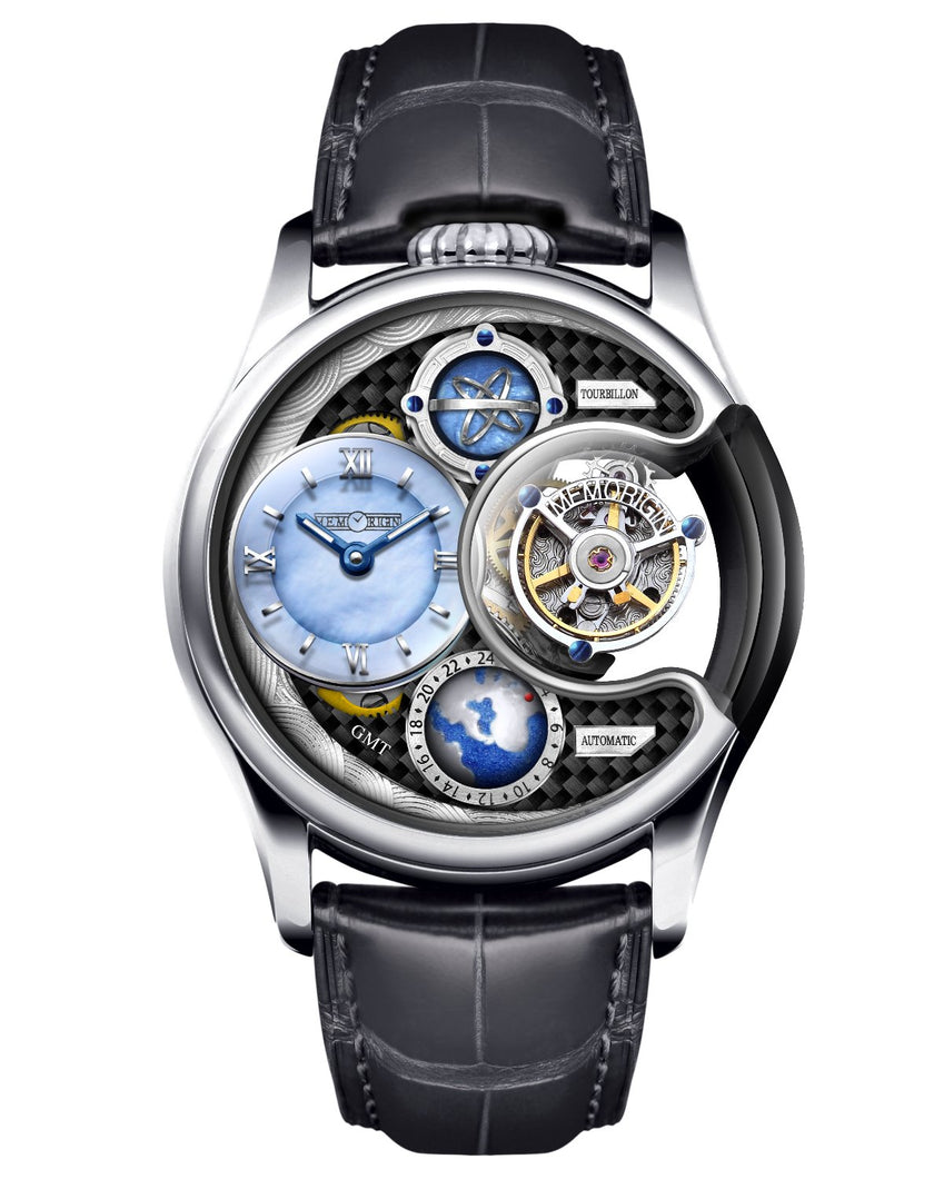 Memorigin Watch Tourbillon Stellar Series