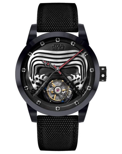 Star Wars Solo Kylo Ren Memorigin Tourbillon Watches Disney face
