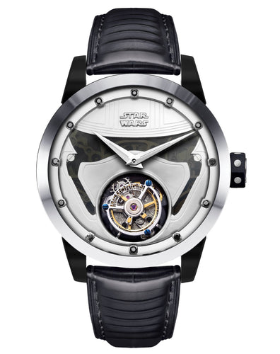 Memorigin Watch Tourbillon Star Wars Phasma StormTrooper Collector Limited Edition
