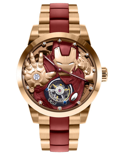 Memorigin Watch Tourbillon Iron Man Collector Limited Edition