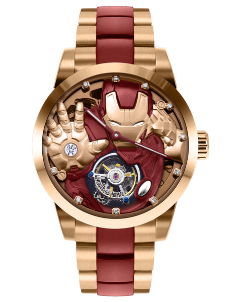 Marvel Avengers Memorigin Tourbillon Watches Iron Man
