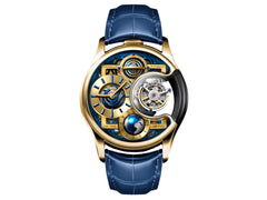 Memorigin Tourbillon Watches Imperial Stellar Gold Bitcoin luxury