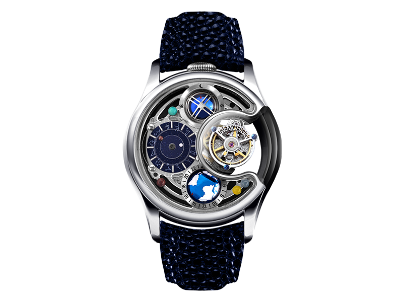 Memorigin Tourbillon Watch Solar Series Breguet