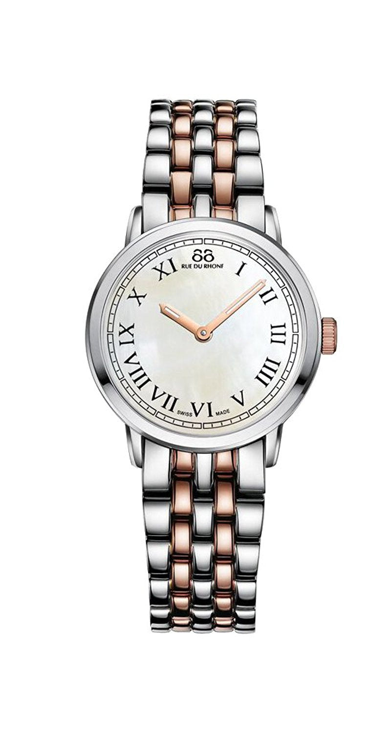88 Rue du Rhone Swiss Quartz Double 8 Origin Collection Women's Watch 87WA172906