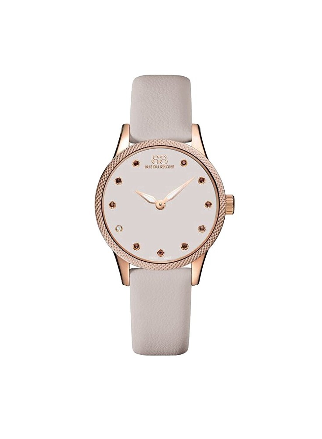 88 Rue du Rhone Swiss Quartz Rive Collection Women's Watch 87WA173201