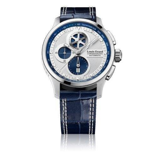 Louis Erard Mens Watch 1931 Chrono Automatic 78229AS01-BDC87