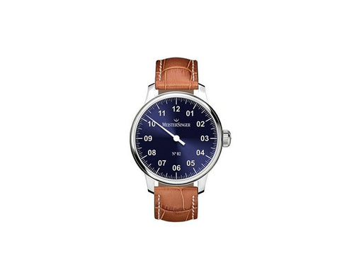 Meistersinger Mens Watch N02 AM6608N