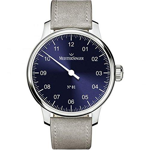 Meistersinger Mens Watch N01 AM3308