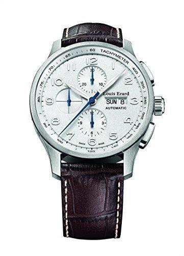 Louis Erard 1931 Collection Swiss Automatic Silver Dial Men's Watch 78228AS11.BDC52