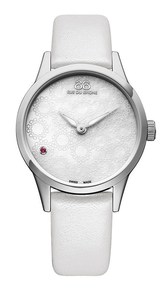 88 RUE DU RHONE Rive Swiss Quartz Women's watch collection 87WA163201