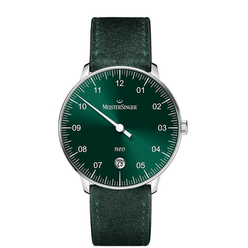 Meistersinger Mens Watch automatic Neo NE909N