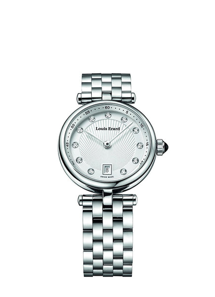 Louis Erard Romance 10800AA11-BMA23 Women's Watch