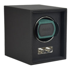 Goodwood Dulwich Racing Green Single Watch rotator Watch Winder